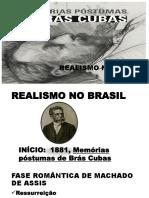 REALISMO NO BRASIL COC