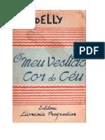 M. Delly - O Meu Vestido Cor do Ceu (doc)(rev)