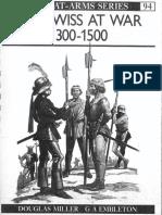 Osprey - Men-at-Arms #094 - The Swiss at War 1300-1500