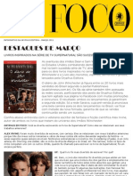 Newsletter de Março de 2011