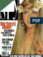 Spy Magazine November 1991