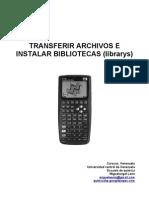 instalarbibliotecas para hp49g+