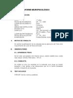 173407094 Informe Psicologico Stroop 2