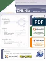 GNUzilla 11, novembar 2005