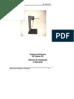 Manual Catraca XPblock II PC