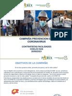 Campaña Prevencion Covid-19