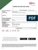 TASAS EXP. 145-2021
