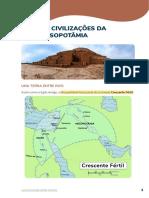 2. Civilizações Da Mesopotâmia