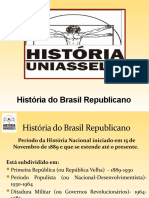 Brasil Republicano - UNI.00