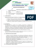 FICHA DE ACTIVIDADES Act. 9 EXP4