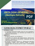 8º Geologia Estructural (Fallas)