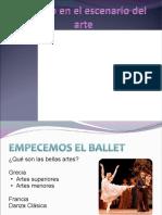 Cuerpo en el escenario del arte - Presentacion - Ximena Batista