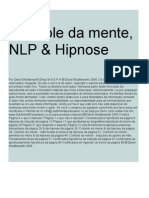 Controle da mente, NLP & Hipnose