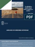 00 Análisis de máximas avenidas 2021