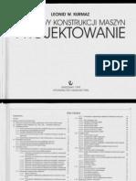 Leonid Kurmaz Podstawy Konstrukcji Maszyn