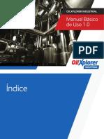 Manual Basico OILEXPLORER INDUSTRIAL
