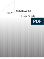 NoteBook3.0UserGuide