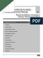PLANOS DE EDIFICIOS Y TOPOGRÁFICOS