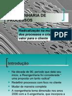 REENGENHARIA DE PROCESSOS