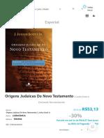 Origens Judaicas Do Novo Testamento _ J.Julius Scott Jr_