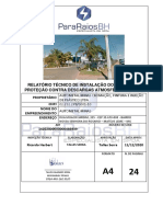 Laudo SPDA  -   0812 MINAS