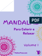 Ebook Mandala - Volume 1