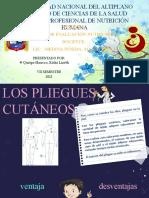 Exposicion Del Pliegue Cutaneo Bicipital