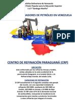 Complejos Refinadores de Petroleo en Venezuela