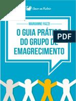 E-book - Guia Prático do Grupo de Emagrecimento