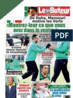 LE BUTEUR PDF du 25/03/2011
