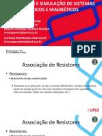 AULA - Associação de resistores