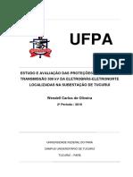 2010_ESTUDO AVALIAÇÃO PROTEÇÃO LINHAS TRANSMISSÃO 500KV