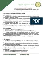 Consideraciones para la planificacion inclusiva