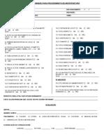 Anamnese Para Micropuntura