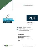 CEF Sistemas Tacticos y Entrenamiento Clase 3 Ejercitacion