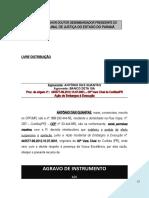 agravo_instrumento_embargos_execucao_negativa_efeito_suspensivo_apelacao_cedula_credito_bancaria_modelo_456_PN127