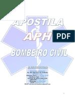 Apostila - APH Bombeiro Civil PDF (Adriano TST)