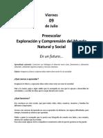 PREESCOLAR09DEJULIO_EXPLORACION