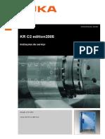 Kr c2 2005 - Instruções de Serviço