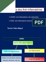 AINES e AIES Biotecnologia