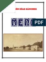 Ramón Díaz Sánchez - Mene
