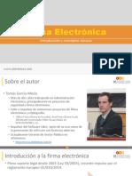 Webinar Firma Electrónica atSistemas v6