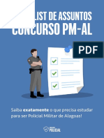 Checklist PMAL