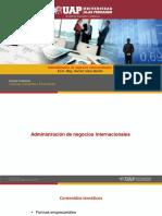 Semana 13 Administracion de Negocios Internacionales