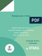 (eBook +IFMG) - Redação Para o ENEM