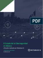 2021 mayo MetaBaseq - El Estado de la Ciberseguridad en México