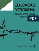DIÁLOGO ENTRE ESCOLA, MUSEU E CIDADE - IPHAN
