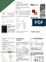 Prospecto WebUntis/Professores 2011