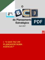 Abcd do Planeamento