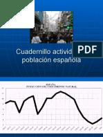 Cuadernillo actividades población